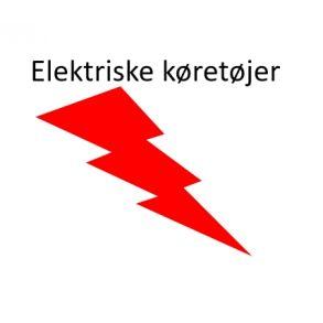 Elektriske køretøjer